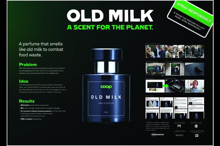 Old Milk - - Coop