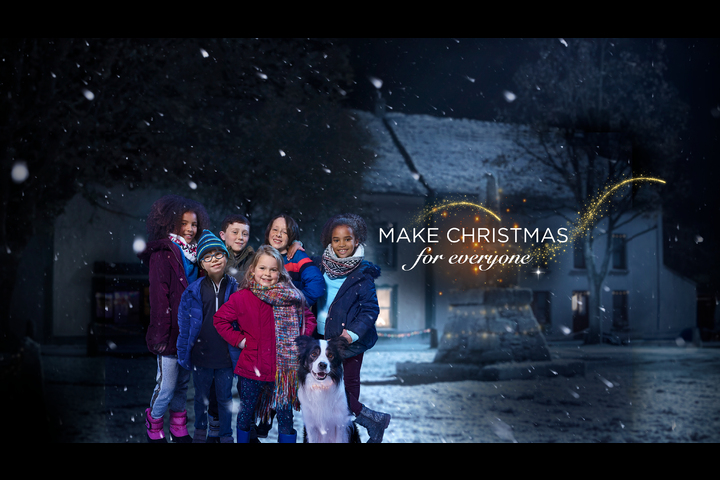 Make Christmas For Everyone Original music - Retail Christmas - Dunnes Stores