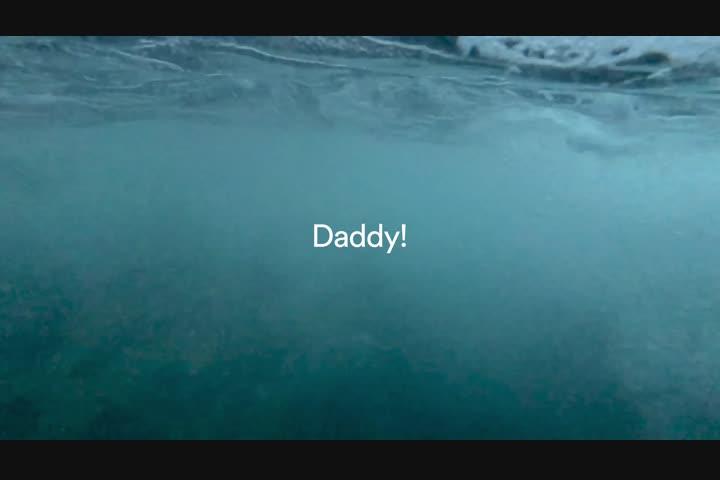 Hey Daddy! - Swim Ireland - Swim Ireland