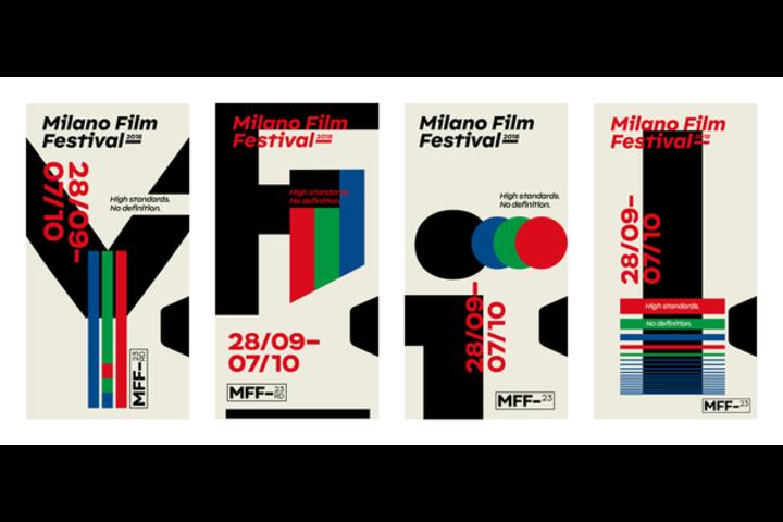 Milano Film Festival 2018 - Brand Identity - Milano Film Festival
