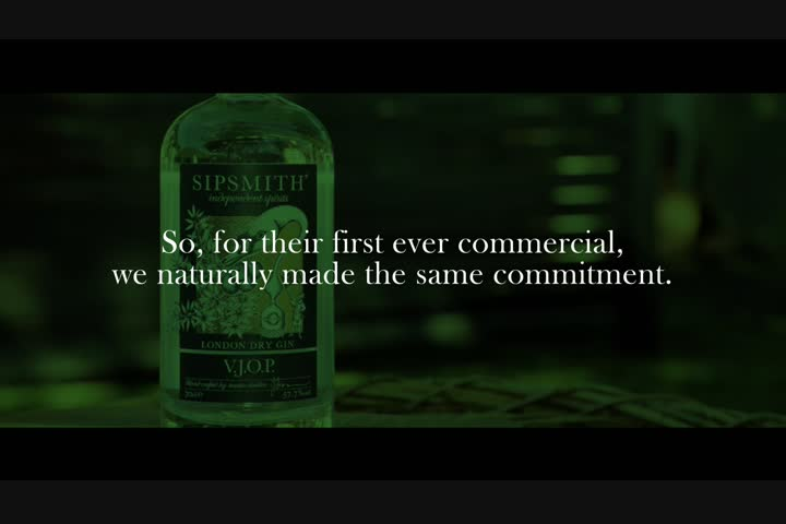 Andy Biddle and Tobias Fouracre - Sipsmith Gin -