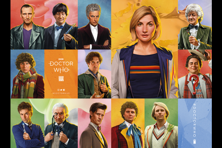 Doctor Who Evergreen - BBC Studios - Doctor Who