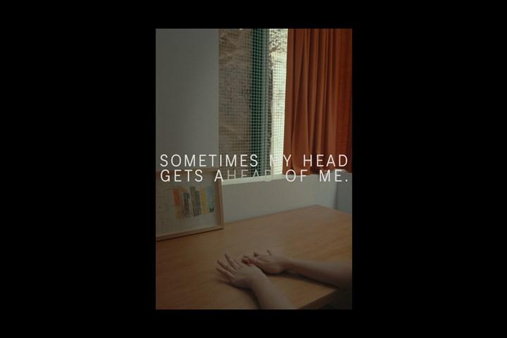 Sometimes my head gets ahead of me - Estúdio Imigrante -