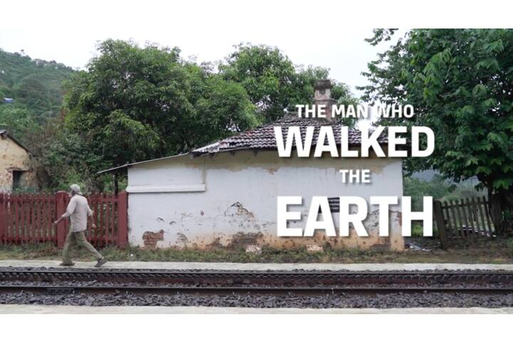 The Man Who Walked The Earth - Dabur - Dabur Rheumatil