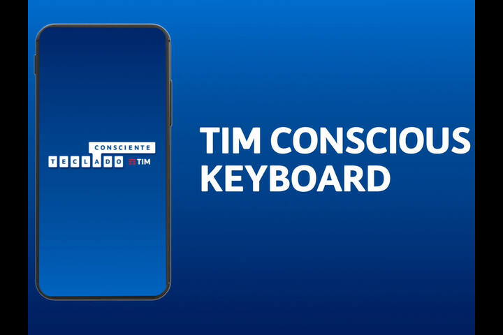 TIM - The Awareness Keyboard: Detecting Racism One Keyboard at the Time - Telecommunications services - TIM