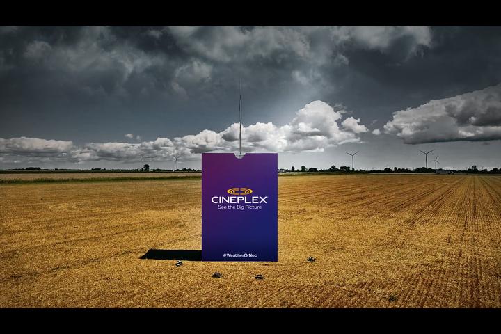 Lightning Popcorn - Cineplex Entertainment - Cineplex Entertainment