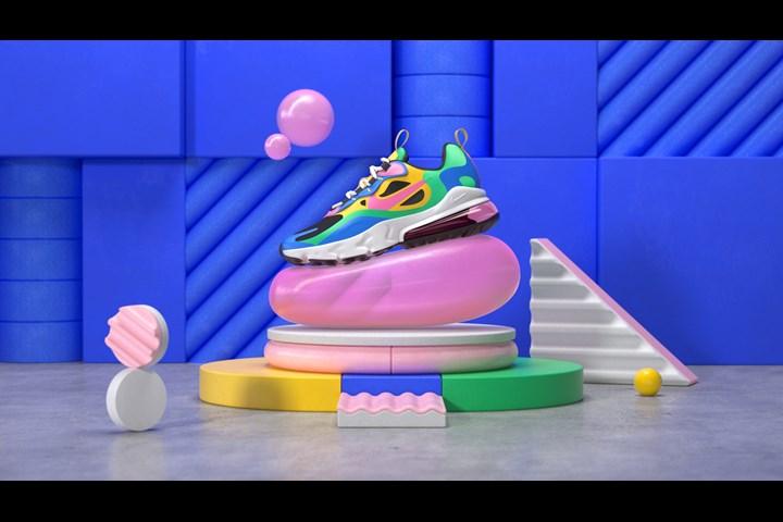Nike - Gumball Pack - AirMax React & AirMax Plus - Nike