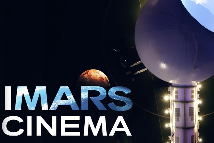 IMARS CINEMA - Tencent youth science festival - Tencent