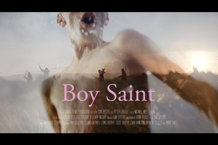 Boy Saint - Speers Film - Tom Speers