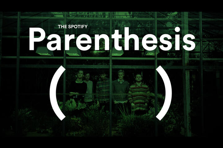 The Spotify Parenthesis - Specular - Bye Bye Bicycle