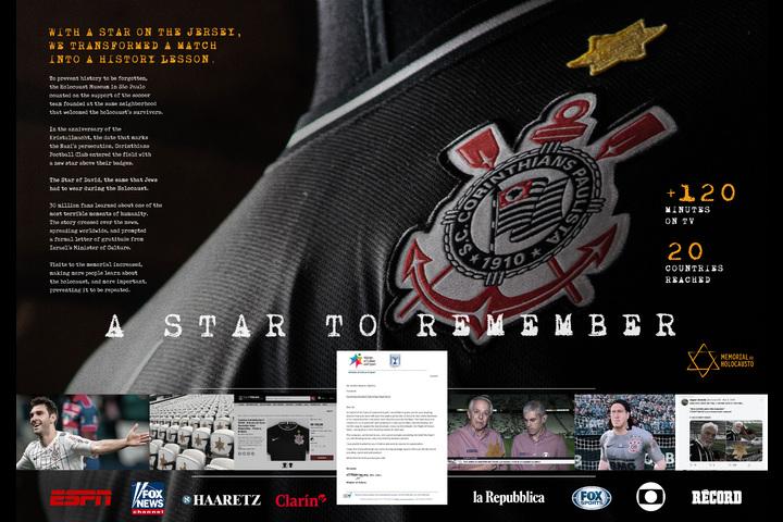 A Star to remember - Memorial do Holocausto São Paulo - Memorial do Holocausto São Paulo