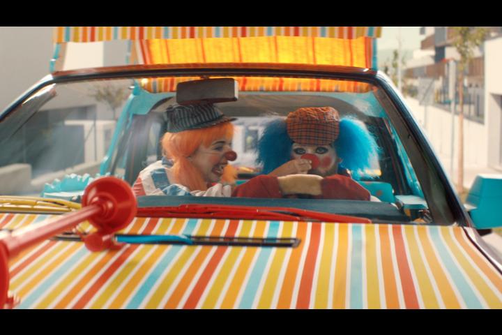 Clowns - Audi - Audi Technology