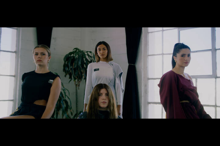 Nike x Claire Casto // A Fashion Film - J.A.M. (Independent). -