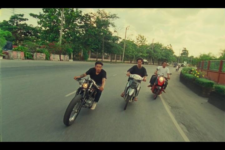 Krahang - Motherland - Joshua Gordon