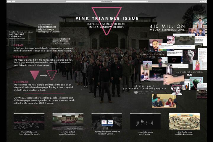 The Pink Triangle Issue - Vangardist Progressive Men´s Magazine - Vangardist Progressive Men´s Magazine