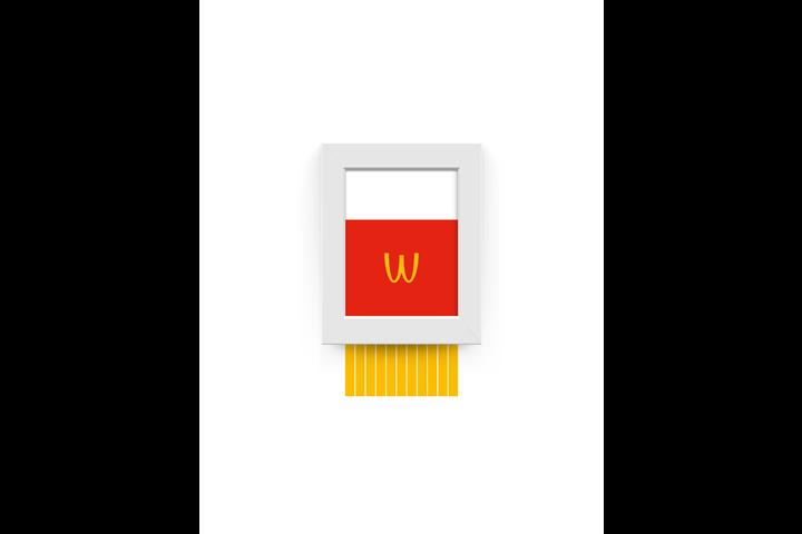 McBanksy - French Fries/Brand - McDonald's Austria