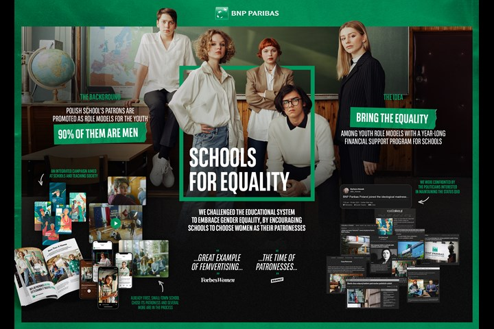 Schools for Equality - Financial services - BNP Paribas