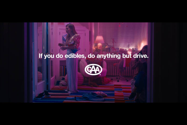 Do Anything But Drive - Public Service Announcement - Canadian Automobile Association (CAA)