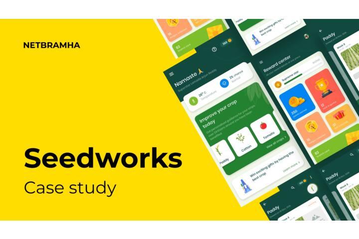 End-To-End Farmer Support App - SeedWorks - SeedWorks