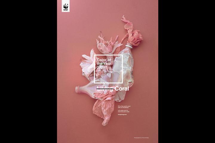 Keep Living Coral - WWF - WWF