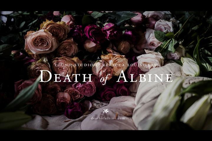 Death Of Albine - Found - Mike Sharpe