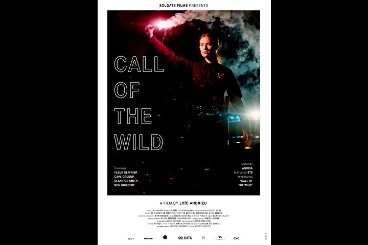Call of the Wild - Agoria - Music video - No brand