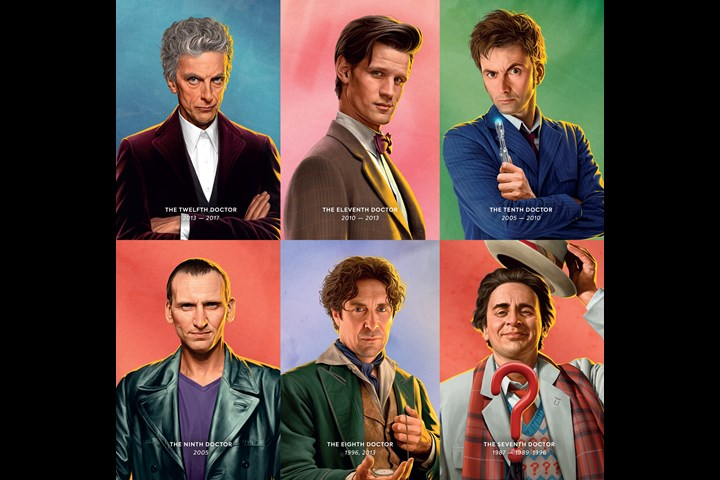 Doctor Who Evergreen - Doctor Who - BBC Studios