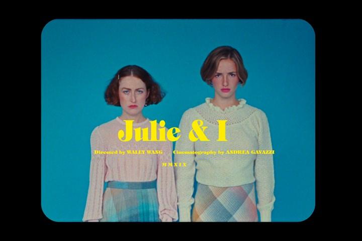 Julie & I - Waley Wang & Andrea Gavazzi - None