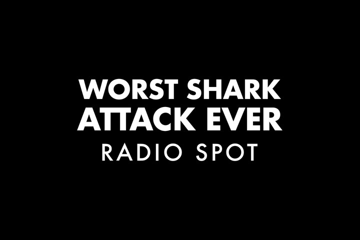 Worst Shark Attack Ever - Public Service Announcement - AWI (Animal Welfare Institute)