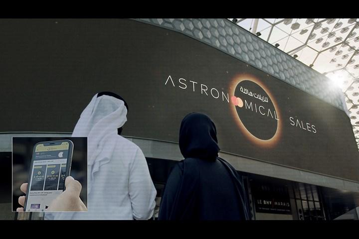 Astronomical Sales - Financial Services - Mastercard