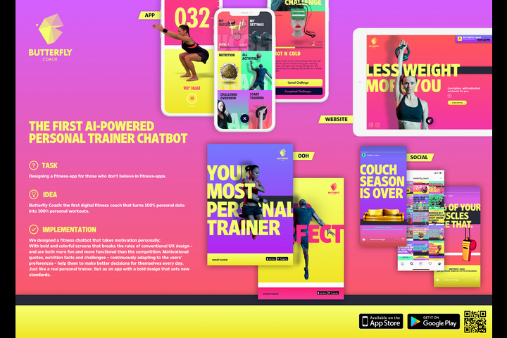 Butterfly Coach – Your most personal trainer - Butterfly Coach - Butterfly Coach