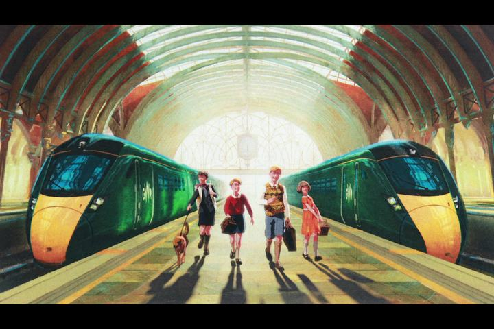 Five go on a great western adventure - Great Western Railway -