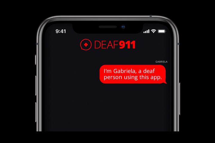 Deaf 911 - Deaf 911 - Deaf 911 Mobile App