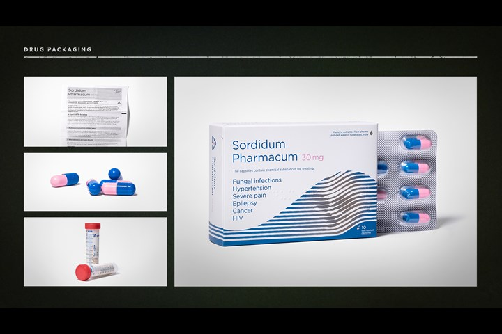 A Hard Pill To Swallow - Brand purpose (more sustainable medicinal drugs) - Apotek Hjärtat