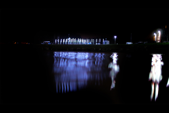 Hy Brasil II - Immersive Light Installation - Westport Arts Festival