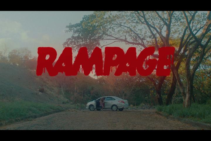 Gravedgr - Rampage -