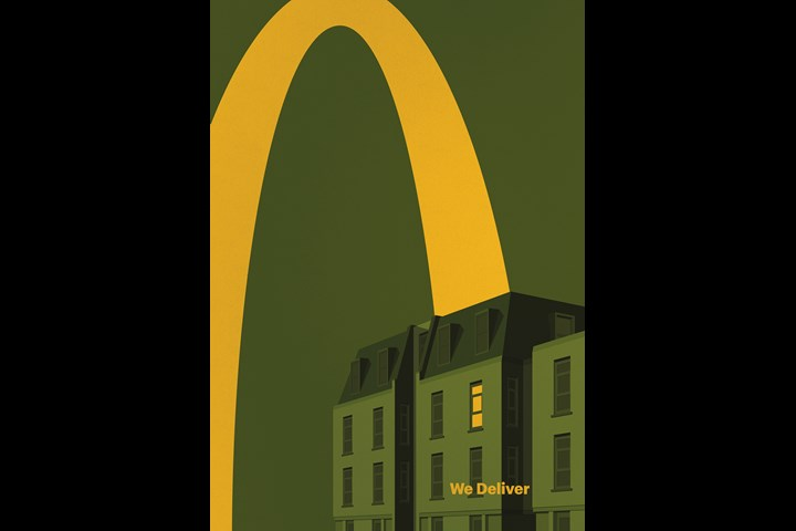 Lights On - McDelivery - McDonald's