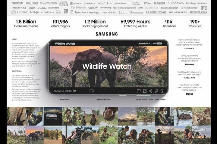 Wildlife Watch - Samsung - Samsung