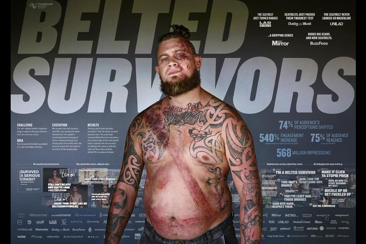 Belted Survivors - Road safety - NZ Transport Agency