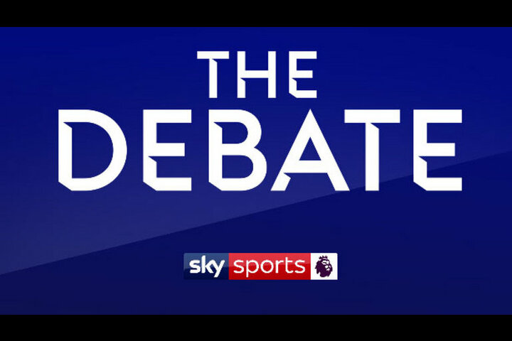 The Debate titles - The Debate - Sky Sports