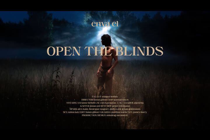 Open The Blinds - enya el - TRUST'N'TRY GMBH - -