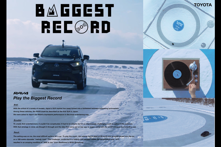 Play the Biggest Record - RAV4 - RAV4