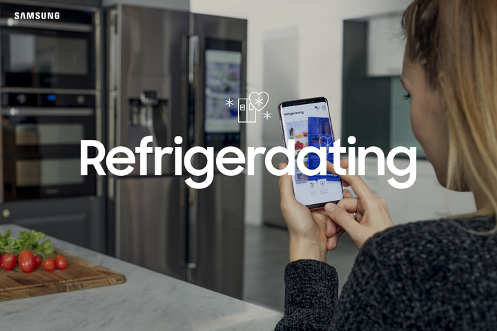 Refrigerdating - Family Hub - Samsung
