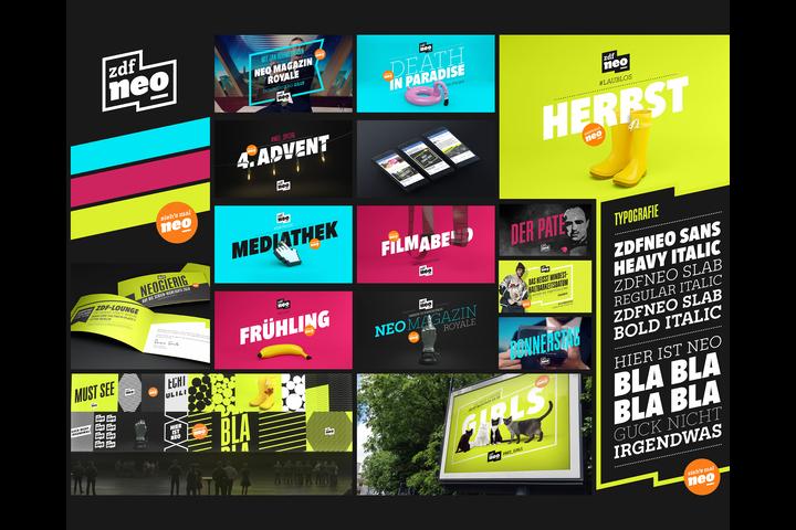 ZDFneo Redesign - ZDFneo - ZDFneo