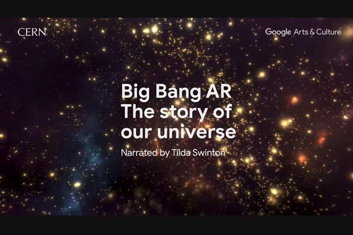 Nexus Studios Interactive Arts - CERN - Google