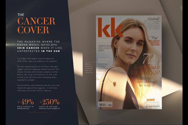 The Cancer Cover - KK Magazine - KK Magazine