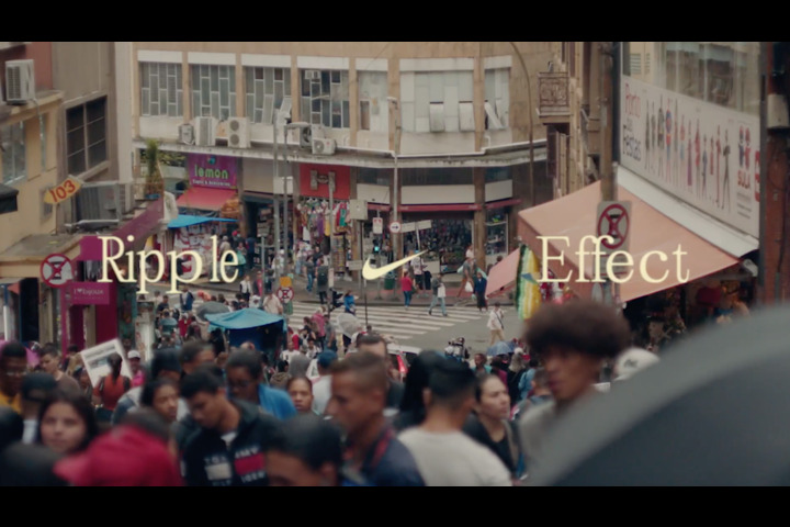 Ripple Effect - Impolite Culture GmbH, Dogs Can Fly - Nike