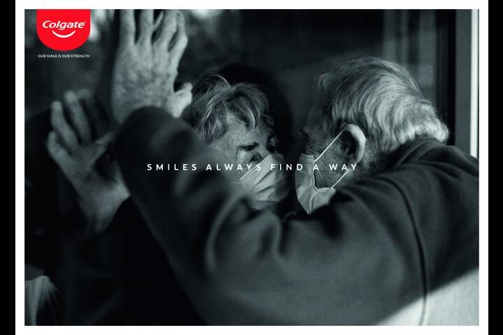 Smile always find a way - The visit - Colgate - Colgate