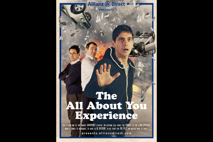 The all about you Experience - Allianz Direct - Allianz
