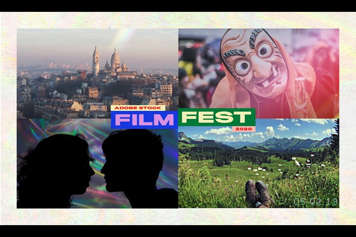 Adobe Stock Film Festival - Adobe Stock - Adobe
